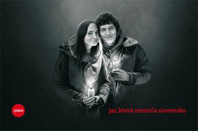 Obrázok Jar, ktorá zmenila Slovensko