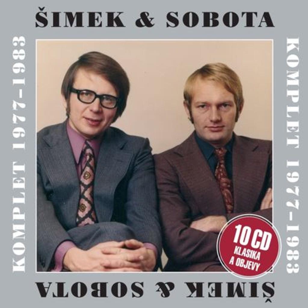 Šimek & Sobota Komplet 1977–1983 - Luděk Sobota, Miloslav Šimek