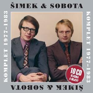 Obrázok Šimek & Sobota Komplet 1977–1983