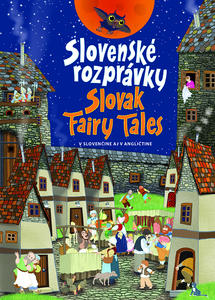 Obrázok Slovenské rozprávky Slovak Fairy Tales