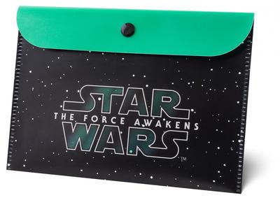 Obrázok Plastová kapsa A5 s klopou Star Wars