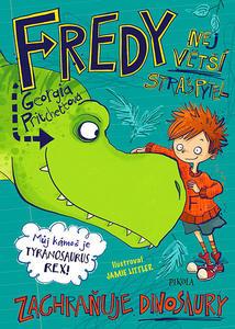 Obrázok Fredy Největší strašpytel zachraňuje dinosaury