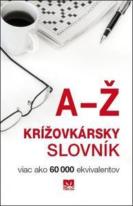 Obrázok Krížovkársky slovník A-Ž