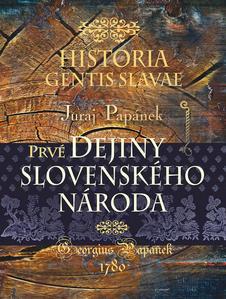 Obrázok Prvé dejiny slovenského národa