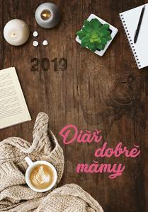 Obrázok Diář dobré mámy 2019