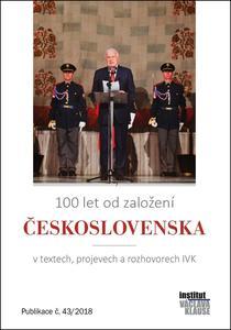 Obrázok 100 let od založení Československa