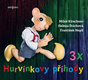Obrázok 3x Hurvínkovy příhody 3 CD