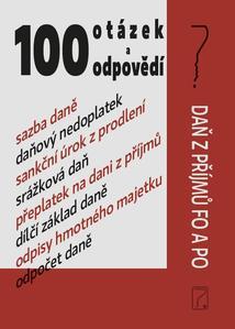 Obrázok Daň z příjmů FO a PO (100 otázek a odpovědí)