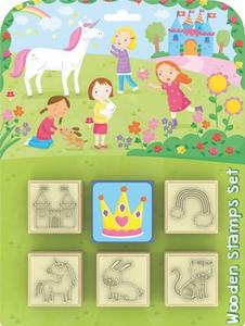 Obrázok Razítka 5+1 Dívčí svět
