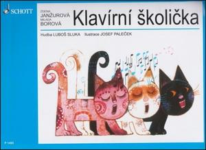 Obrázok Klavírní školička