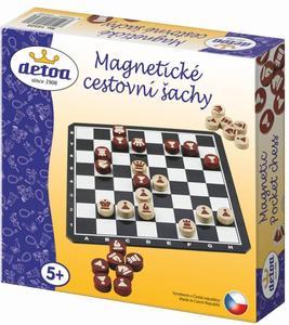 Obrázok Magnetické cestovní šachy