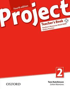 Obrázok Project Fourth Edition 2 Teacher´s Book with Online Practice Pack