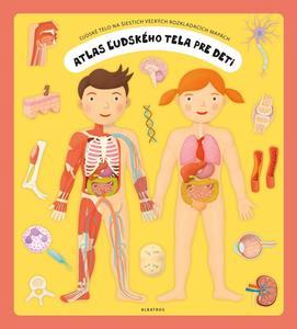 Obrázok Atlas ľudského tela pre deti