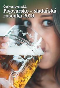 Obrázok Československá pivovarsko-sladařská ročenka 2019