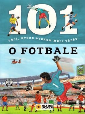 Obrázok 101 věcí, které bychom měli vědět o fotbale