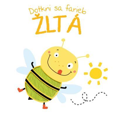Obrázok Dotkni sa farieb Žltá