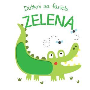 Obrázok Dotkni sa farieb Zelená