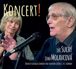 Obrázok Koncert! (Jiří Suchý, Jitka Molavcová)