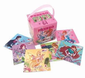 Obrázok Pexeso v krabičce Winx Club