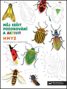 Obrázok Hmyz Můj sešit pozorování a aktivit