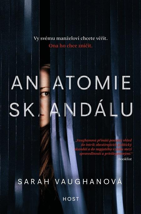Anatomie skandálu - Sarah Vaughan