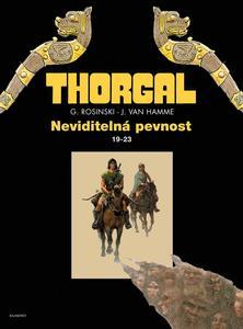 Obrázok Thorgal Neviditelná pevnost