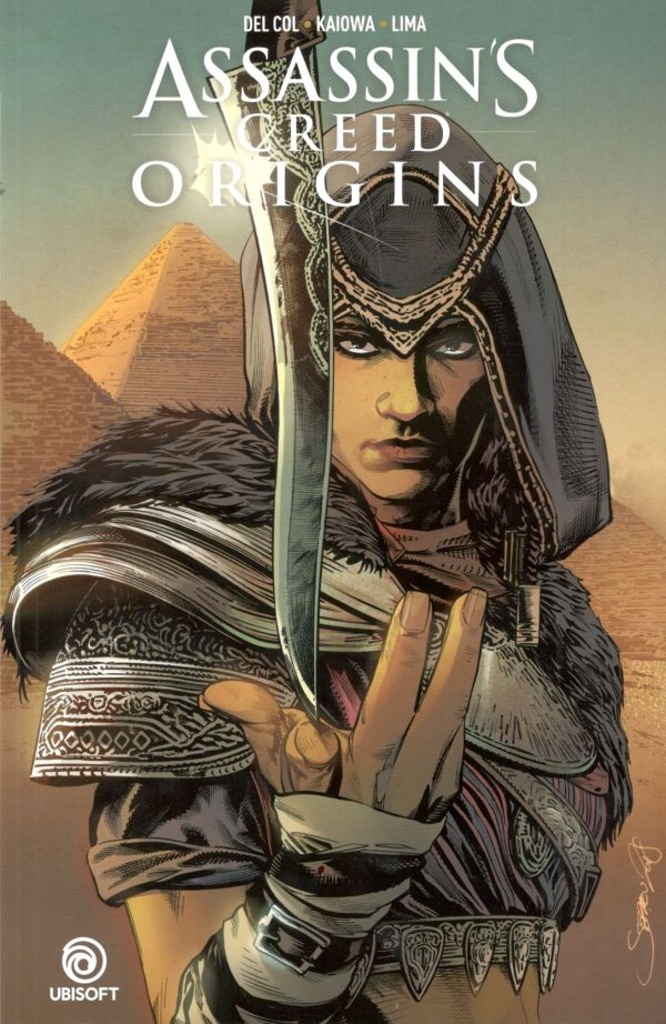 Assassin´s Creed Origins - Anthony Del Col, Anne Tooleová