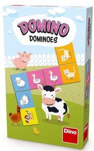 Obrázok Zvířátka domino