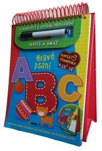 Obrázok Hravé psaní Písanka ABC