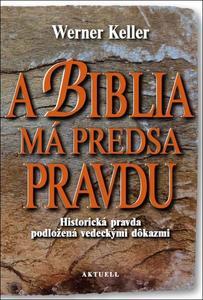 Obrázok A Biblia má predsa pravdu