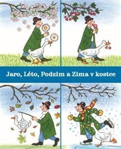 Obrázok Jaro, Léto, Podzim a Zima v kostce (1-4)