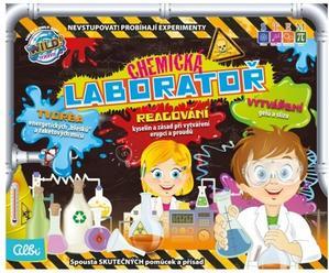 Obrázok Chemická laboratoř