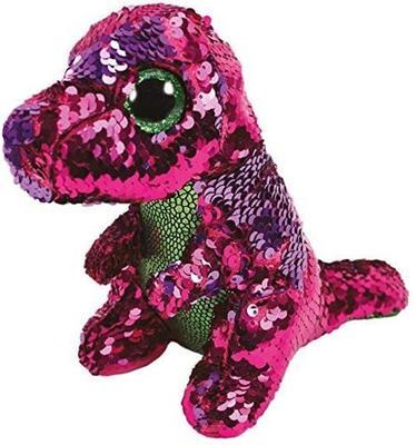 Obrázok Beanie Boos Flippables Stompy dinosaur 15 cm
