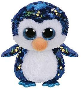 Obrázok Beanie Boos Flippables Payton tučňák 15 cm