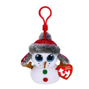 Obrázok Beanie Boos Buttons sněhulák 8.5 cm