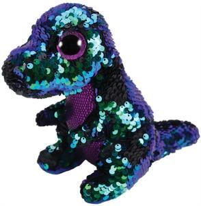 Obrázok Beanie Boos Flippables Crunch dinosaur 15 cm