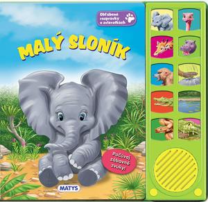 Obrázok Malý sloník