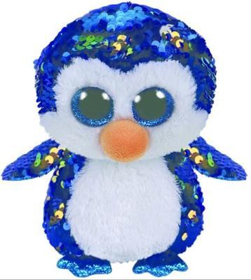 Obrázok Beanie Boos Flippables Payton tučňák 24 cm