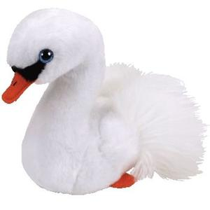 Obrázok Beanie Babies Gracie labuť 15 cm