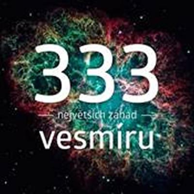 Obrázok 333 největších záhad vesmíru