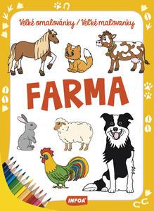 Obrázok Farma Velké omalovánky/Veľké maľovanky