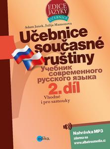 Obrázok Učebnice současné ruštiny 2. díl
