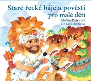 Obrázok Staré řecké báje a pověsti pro malé děti