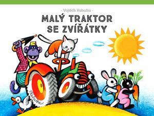 Obrázok Malý traktor se zvířátky