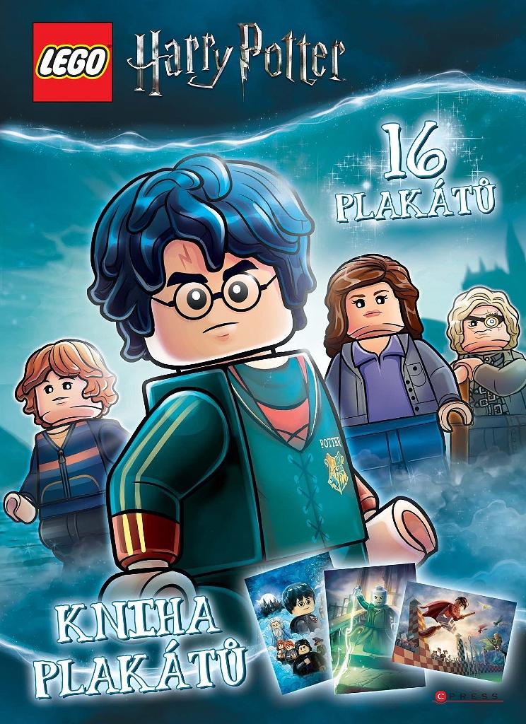 LEGO Harry Potter Kniha plakátů - Jana Burešová