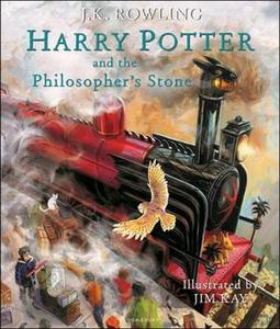 Obrázok Harry Potter and the Philosopher's Stone (Illustrated Edition)