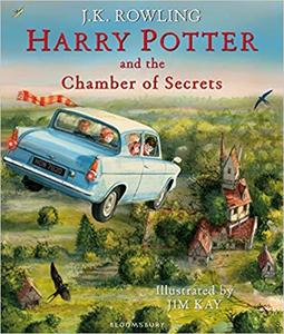 Obrázok Harry Potter and the Chamber of Secrets (Illustrated Edition)