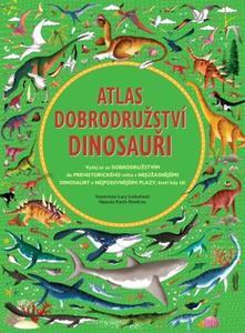 Obrázok Atlas dobrodružství Dinosauři