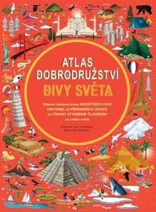Obrázok Atlas dobrodružství Divy světa