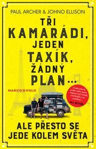 Tři kamarádi, jeden taxík, žádný plán...